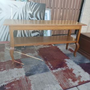 Credenza Or TV Stand Or Sofa Table for Sale in Coraopolis, PA
