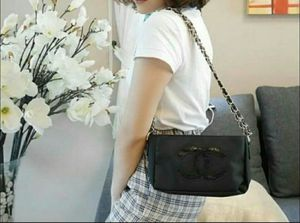 Chanel Vip Gift Black Nilon Bag for Sale in Mableton, GA