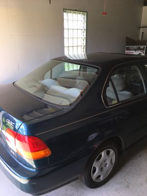 98 civic ex for Sale in Warren, OH