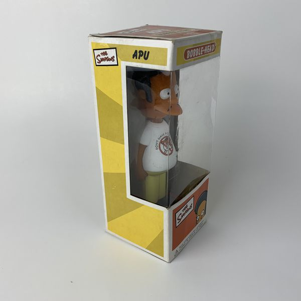 Apu Funko Bobblehead The Simpsons, Don't Have a Cow Man Shirt