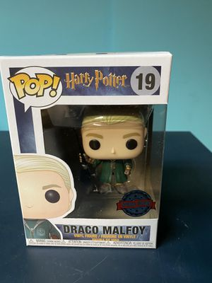 Draco Malfoy // Funko Pop // Harry Potter for Sale in Carson, CA