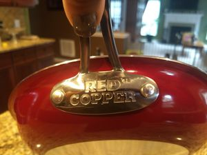 RED COPPER PAN for Sale in Stokesdale, NC