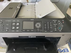 2 Canon All in One Printer In Good Condition just need the ink Cartridge asking $100. Each for Sale in Sunrise, FL