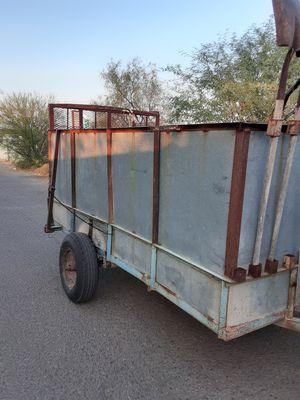 Landscape trailer 6x10 Heavy Duty for Sale in Mesa, AZ