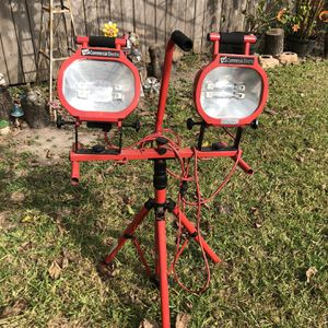 Tripod Lamp for Sale in Houston, TX
