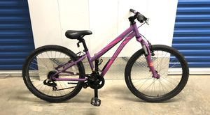 2013 SPECIALIZED HOTROCK 24 7-SPEED GIRLS BIKE. EXCELLENT CONDITION! for Sale in Miami, FL