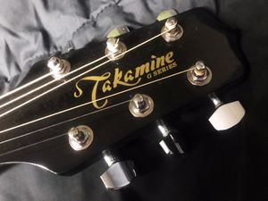Takamine EG561-C Acoustic-Electric Guitar ( Limited Edition) for Sale in Boston, MA