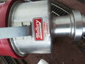 Mallory Distributor Part # 2548201 for Sale in East Brunswick, NJ