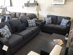 Ashley Sofa and Loveseat brand new 🔥free delivery 🔥 for a limited time for Sale in Norfolk, VA
