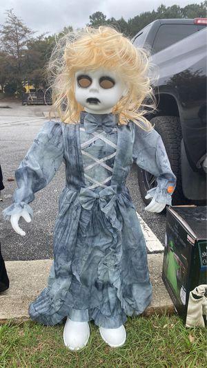 Halloween Doll for Sale in Jonesboro, GA