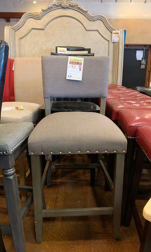 grey studded bar stool for Sale in Phoenix, AZ