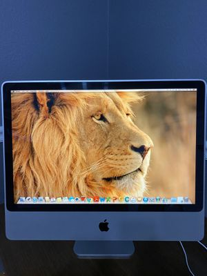 iMac 24-inch Mid 2007(A1225) for Sale in Tracy, CA