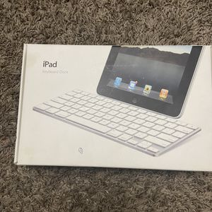 Apple Ipad Keyboard Dock NEW for Sale in Phoenix, AZ