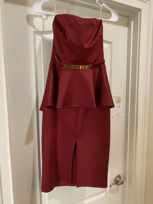 Formal Red Dress for Sale in Conyers, GA