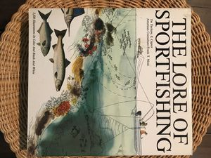 Fishing Enclyclopedia for Sale in Raleigh, NC