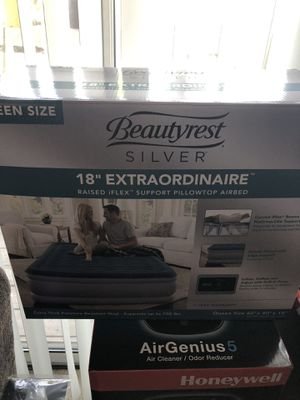 Queen size air mattress for Sale in St. Louis, MO