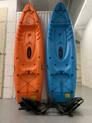 Lifetime Hydros Sit-On top Kayaks 8ft (Used) for Sale in Chicago, IL