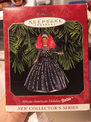 Hallmark African American Holiday Barbie for Sale in Export, PA