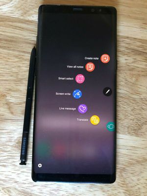 Galaxy NOTE 8 Unlocked with a 30 Day WARRANTY! Check-out profile for prices of other phones like Galaxy S7 Edge S8 S8+ Note 5 and iPhones. PLEASE REA for Sale in Los Angeles, CA