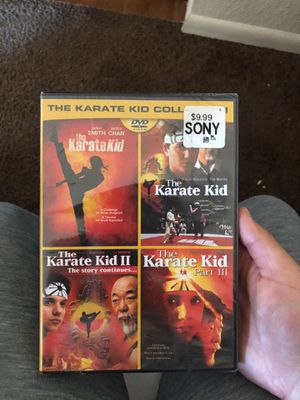 The Karate Kid collection for Sale in Phoenix, AZ
