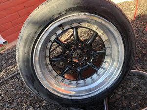 Rims 15s for Sale in Merced, CA