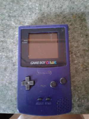 Game Boy Color for Sale in Pequot Lakes, MN