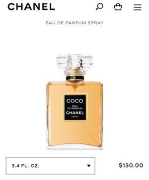 Perfume Original Chanel for Sale in Harleysville, PA