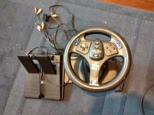 U3 racing wheel $55 for Sale in Plano, TX