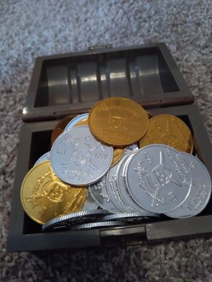 Pirates Of The Caribbean Coins for Sale in Arlington, TX