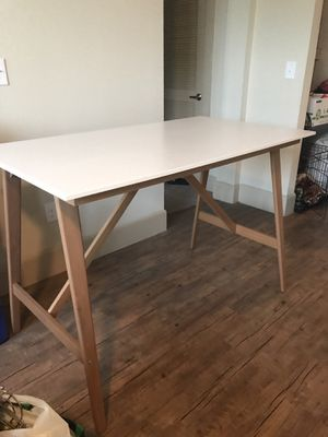 High Table for Dining or Standing Desk for Sale in Houston, TX