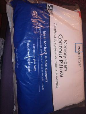 Memory foam pillow for Sale in Smyrna, TN