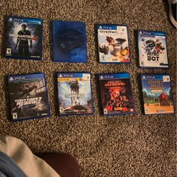 PlayStation 4&5 Games Go To Description For Price for Sale in San Angelo,  TX
