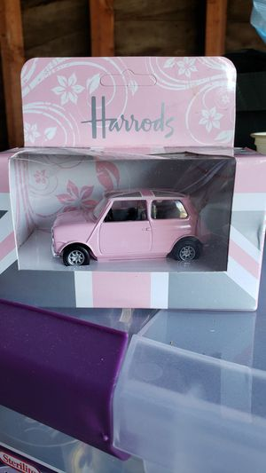 Collectable toy car from Harrods for Sale in San Diego, CA