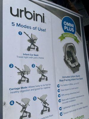 URBINI Omni plus stroller for Sale in Modesto, CA