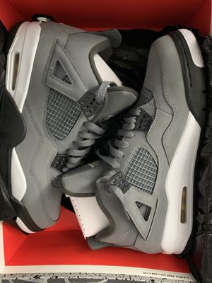 Jordan Cool grey 4 for Sale in Upland, CA