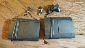 2 PS3s 500 GB - Don't Read Discs for Sale in Cleveland, OH