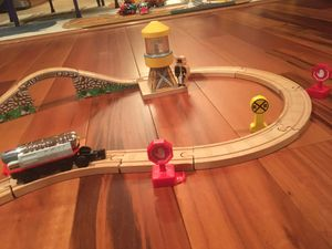 Toys - Train track with Thomas for Sale in Frederick, MD
