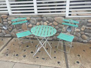 Patio set for Sale in Coronado, CA