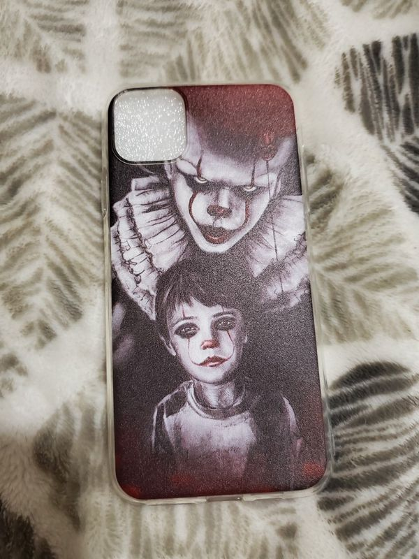 Pennywise iphone 11 pro max cases