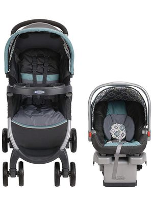 Graco SnugRide click connect travel system for Sale in Fremont, CA