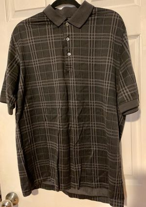 Men's new Burberry golf polo for Sale in Portland, OR