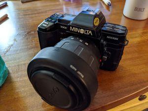 Minolta Maxxum 7000 for Sale in Los Alamitos, CA