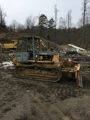 Komatsu d39e dozer with wench attachment for Sale in Charleston, WV