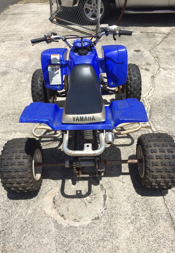 200cc 05 Yamaha blaster
