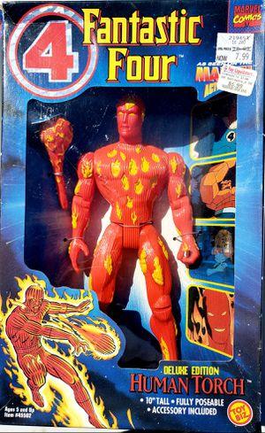"Human Torch Deluxe Edition 10"" Figure 1994 for Sale in Montebello, CA"
