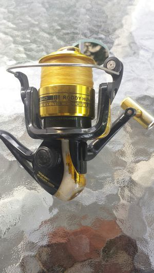 Roddy hunter 340 fishing reel for Sale in Rahway, NJ