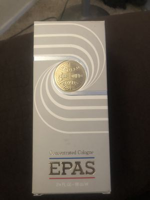 REVLON EPAS concentrated Commemorative cologne. RARE. for Sale in Adelanto, CA