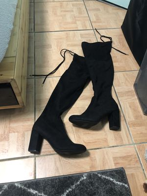 Candies Thigh High Suede Boots for Sale in Doral, FL
