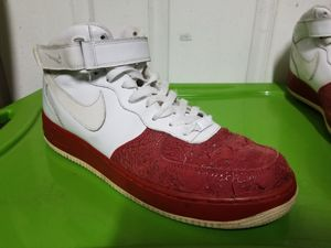 Men nike air force one shoes size 12 for Sale in Moreno Valley, CA