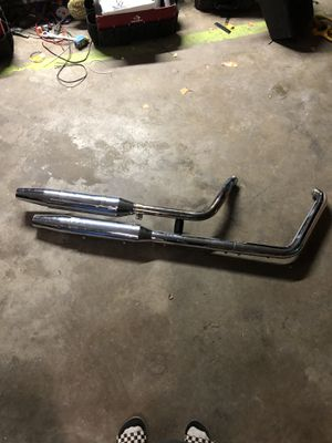 Universal Harley blast pipe for Sale in Palmdale, CA